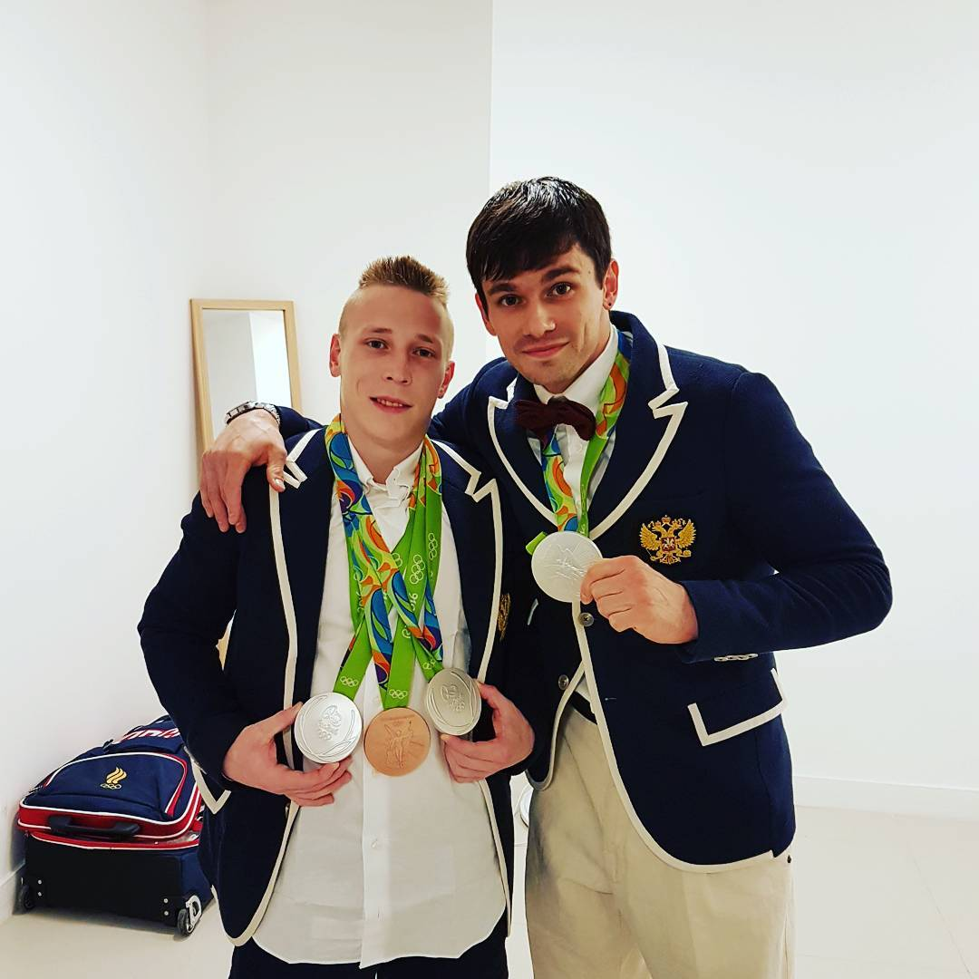 Олимпийские игры 2016 - Страница 50 CqCF6dyWYAAoQ1Z