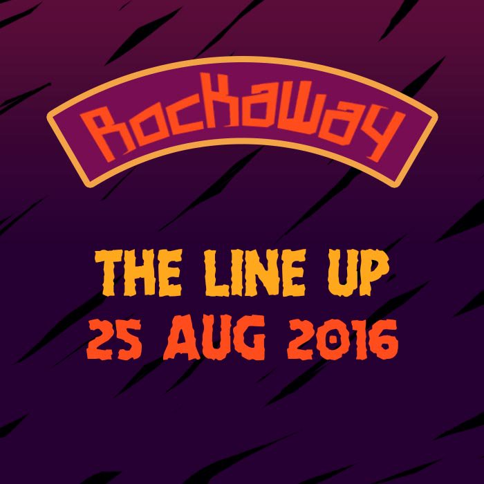 Save the date! We have some exciting news coming up... #RockawayReturns https://t.co/B1LxNNhCwL