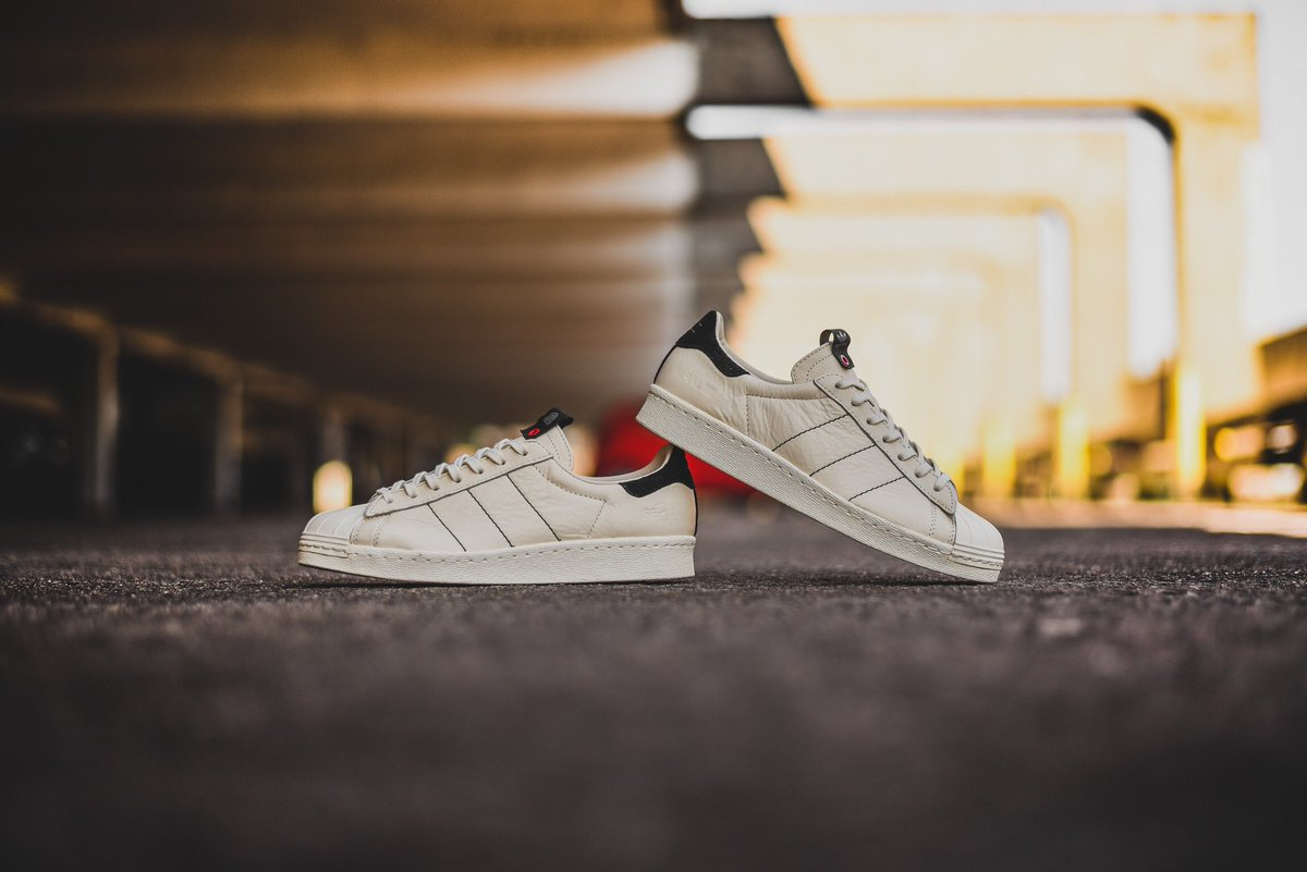 Adidas Originals x Kasina Superstar 80s Collaboration The Adidas