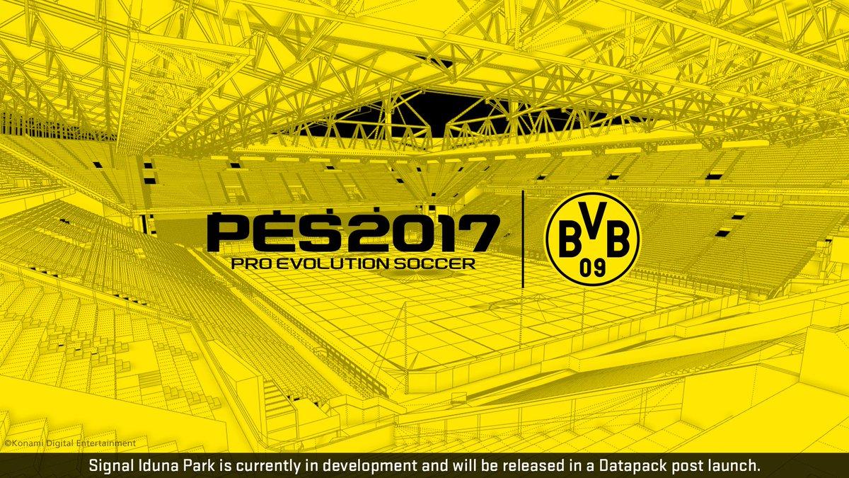 PES 2017 BVB