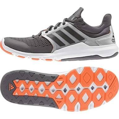 HERRE REEBOK HEXAFFECT Run 2.0 løpesko grå oransje