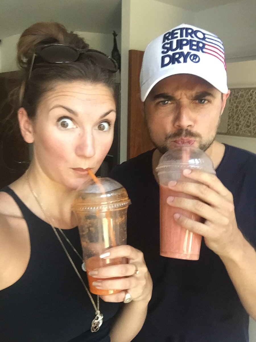 Had our power juices now ready to work!! @benadamsuk @eugeniusuk @nelsonchris82 https://t.co/Nz71LGvGOb