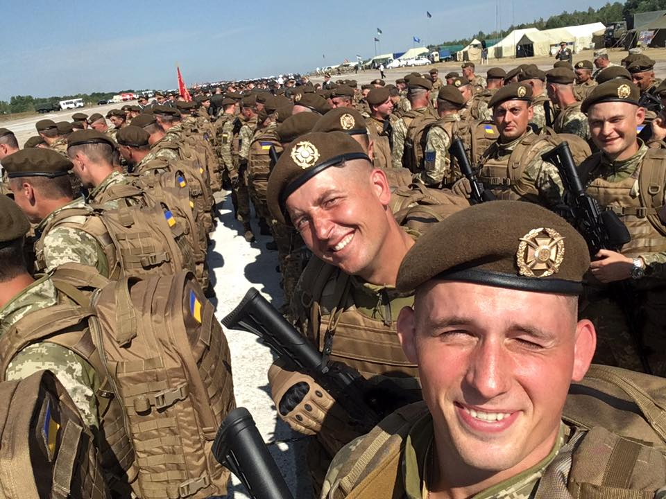 Морская пехота проводит учения в южных областях Украины - Цензор.НЕТ 4027