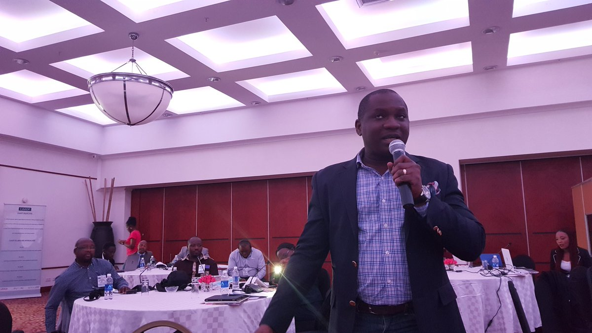 Sadly Africa is still importing a large amount of food says Maurice Lorka @AUC_CAADP #CAADP https://t.co/VCiee0x7OO