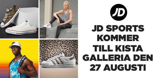 JD Sports Sverige on Twitter: