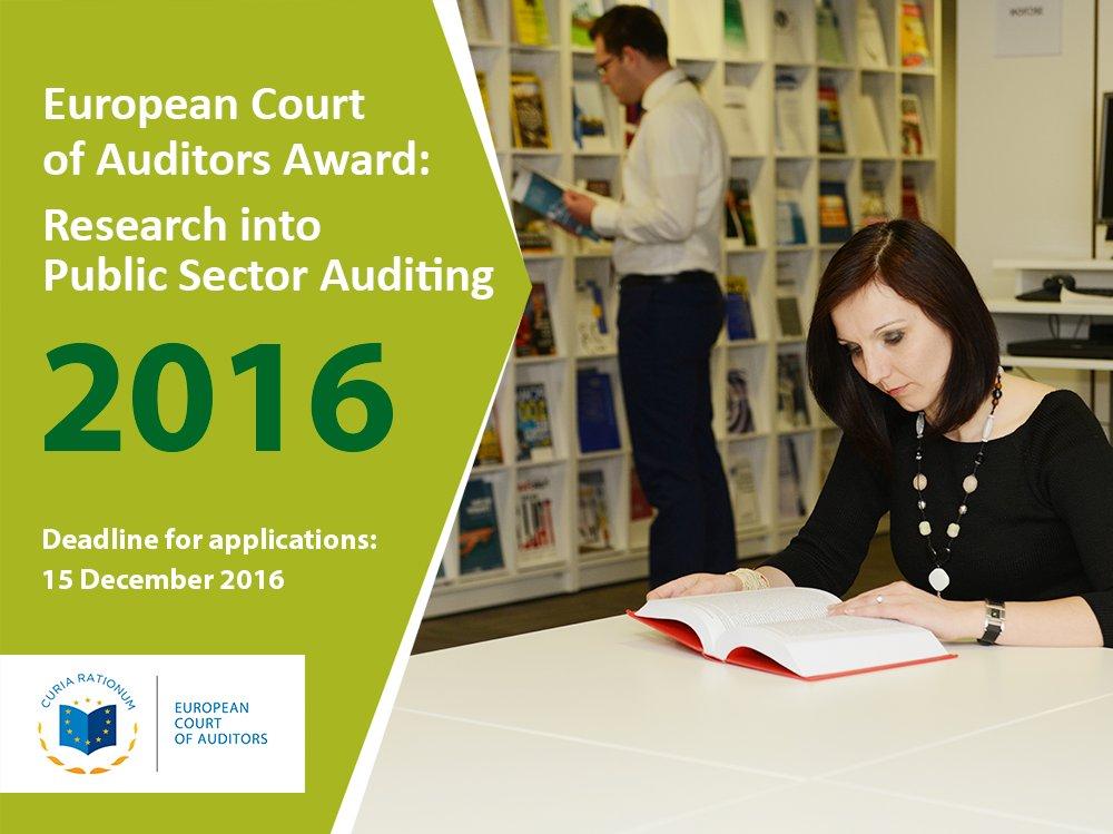 Public sector audit- dissertation ideas?