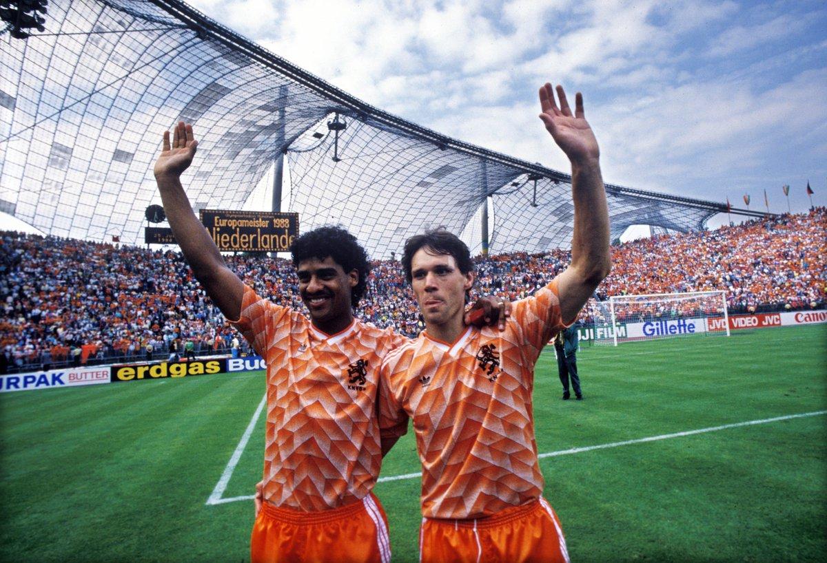 "UEFA EURO on Twitter "" ThisDay in 1995 EURO 88 winner & Dutch"