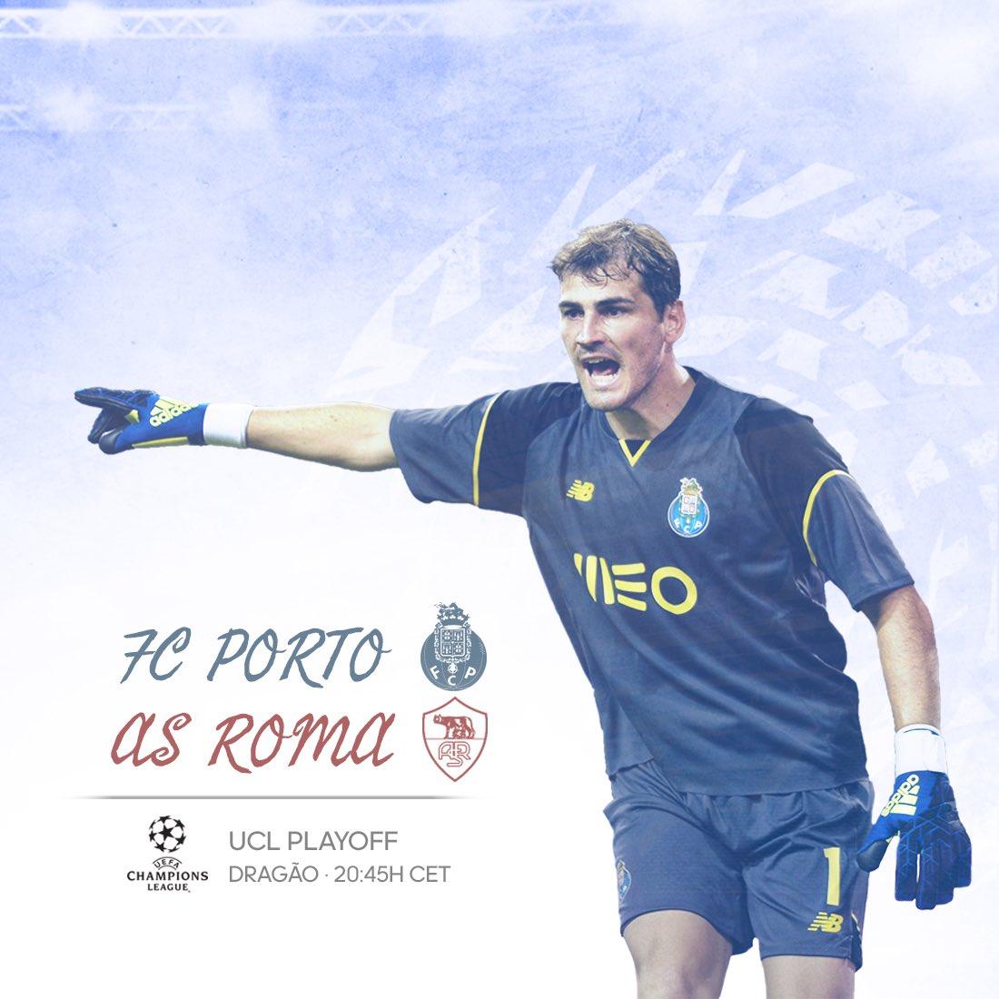 PORTO-ROMA Diretta TV: dove Streaming gratis , vedere andata Champions League oggi 17 agosto 2016