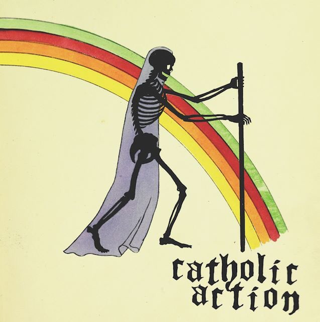 EVERYONE tune into @BBCR1 with @huwstephens tonight to hear @_CatholicAction new single!! Exciting