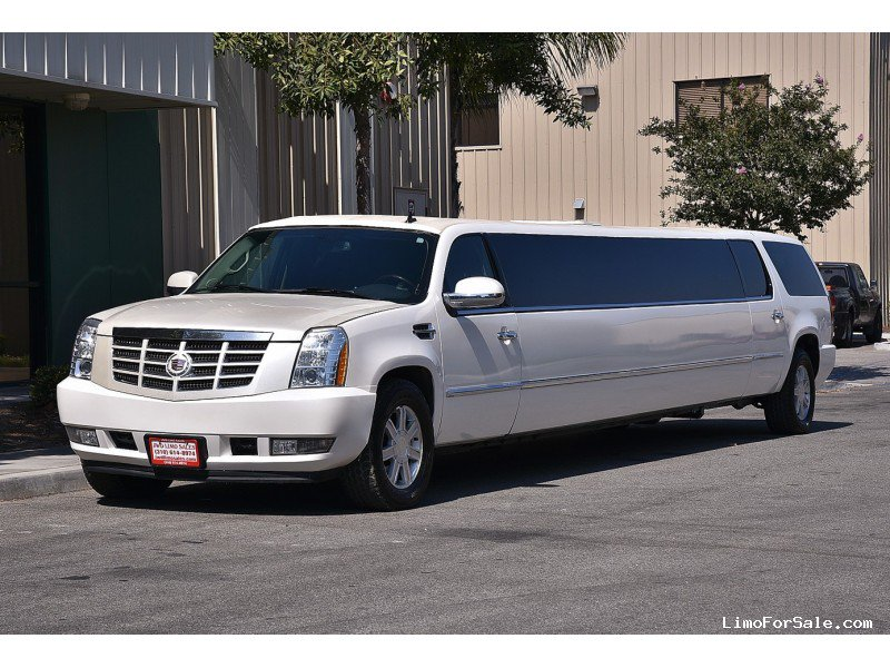 Limo For Sale On Twitter 2008 Cadillac Escalade Suv Stretch Limo