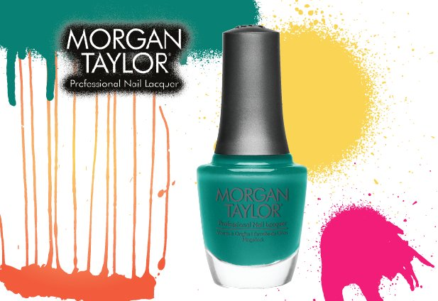 Gelish México On Twitter Morgan Taylor By Gelish Es El