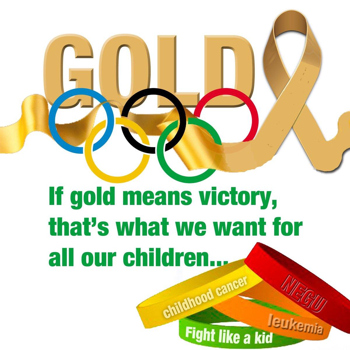 "Dear @twitter Please make a #Goldribbon pop up after hashtags of ""Gold"" in Sept! #ChildhoodCancer --via @JoeBaber1 https://t.co/lktNiNF67q"