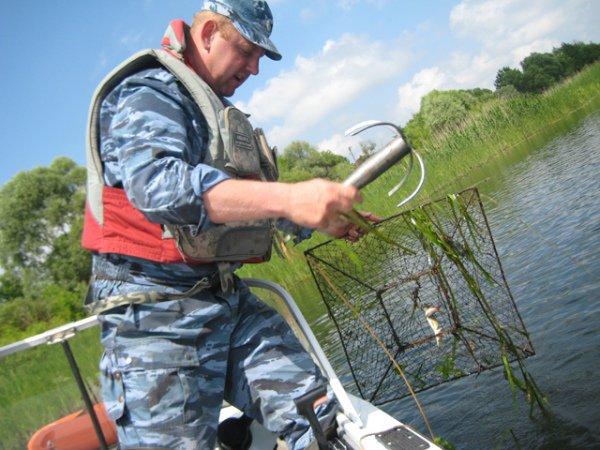рыбалка в московской области на раков