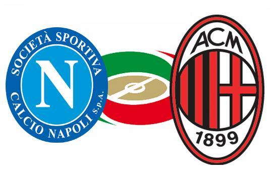 Napoli-Milan DIRETTA Live: Risultato dalle 20:45 di questa sera, le formazioni ufficiali