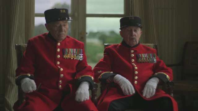 "RT @HistoryHit: ""Playing for England..."" - Troopers Fred Walker and Roy Cadman on their D-Day experience. #DDay73 https://t.co/PRJqeFu3Io"