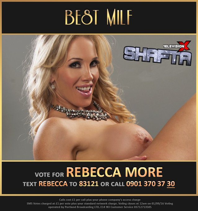 1 pic. Ooh am I your fave #Britishmilf please vote for me 😘 RT @TVXmole: Vote for your favorite #MILF
