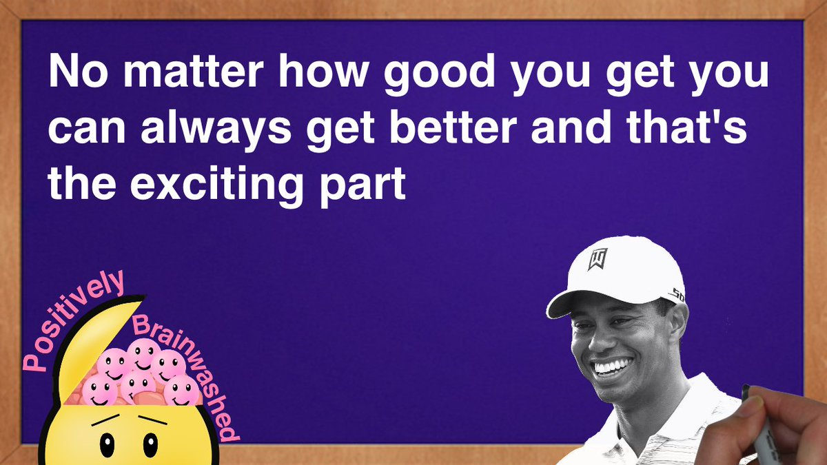 Do you agree? If so pass it on... #TigerWoods  #ThursdayThoughts