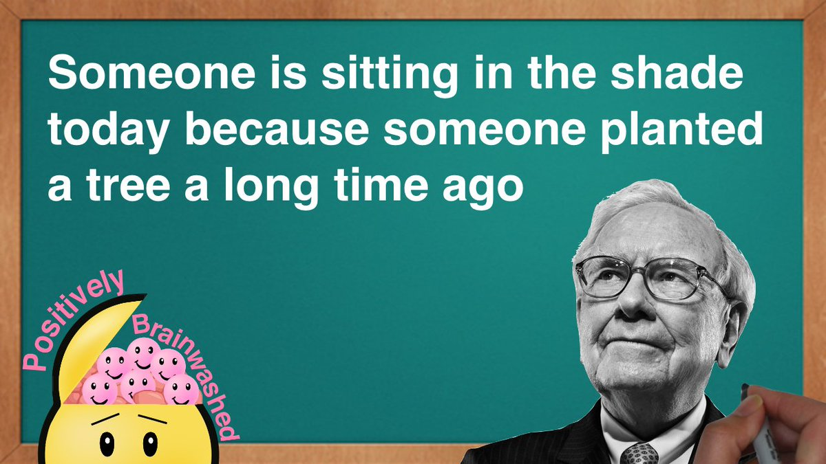 Do you agree? If so pass it on... #WarrenBuffet  #ThursdayThoughts