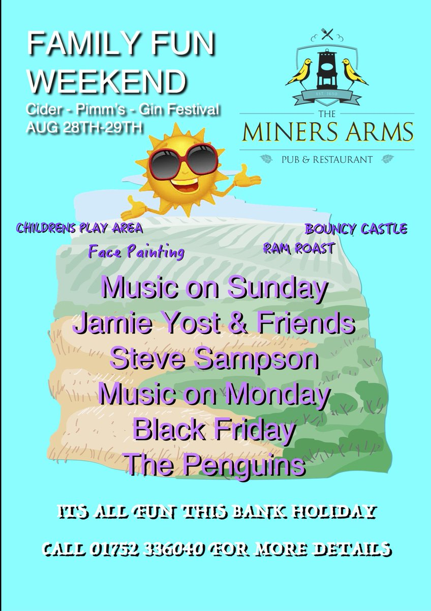 Home | The Miners Arms | Pubs In Plympton