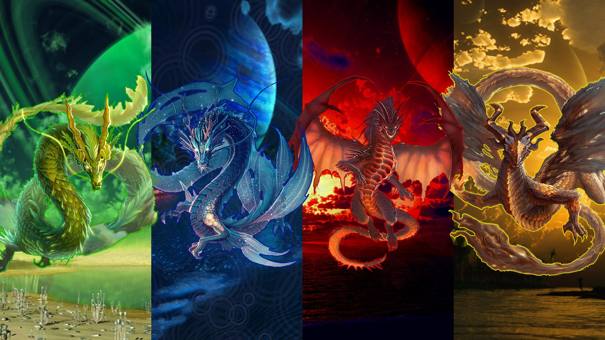 """We Fight A Brimstone Elemental: Faeria On Twitter: """"Check Out This Intimidating Collage Of"""