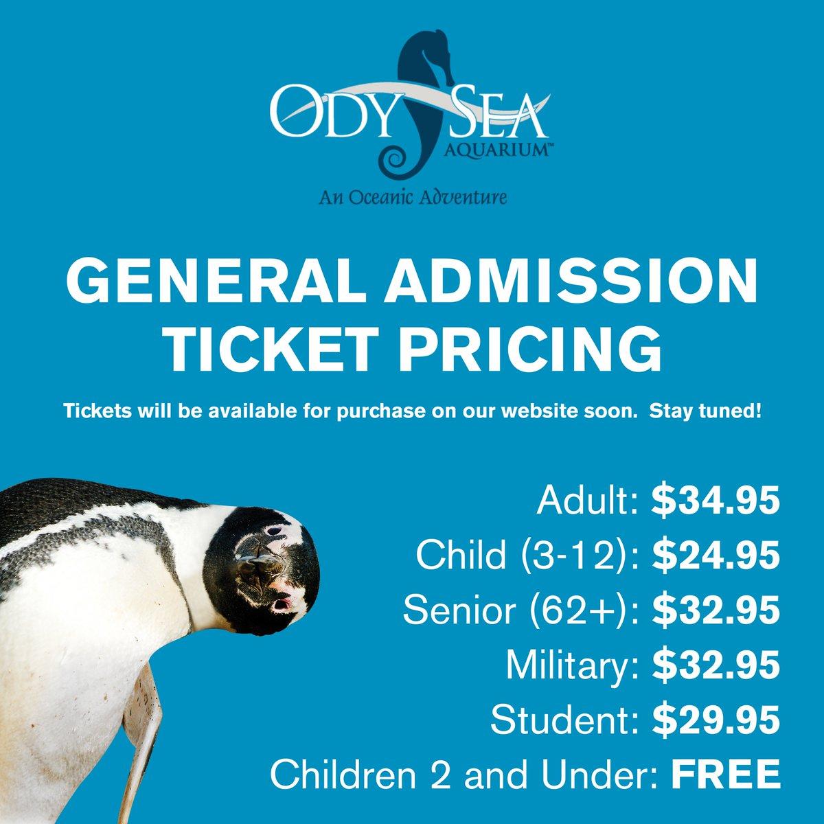 Scottsdale Aquarium Tickets
