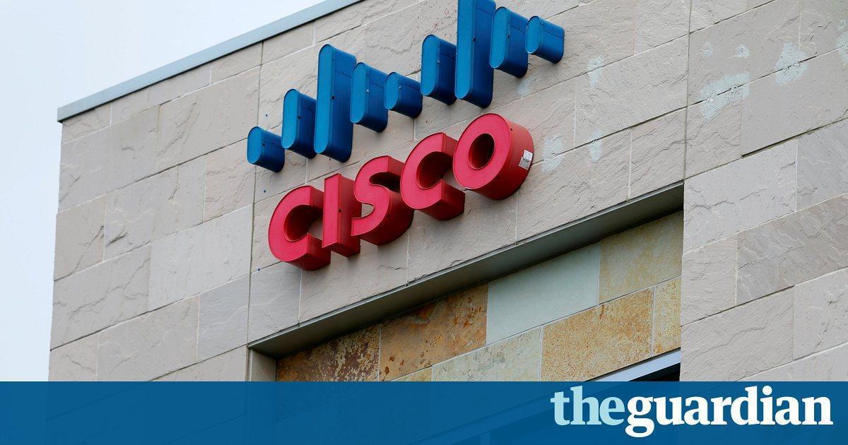 Cisco Systems: dotcom crash survivor seeks further reinvention