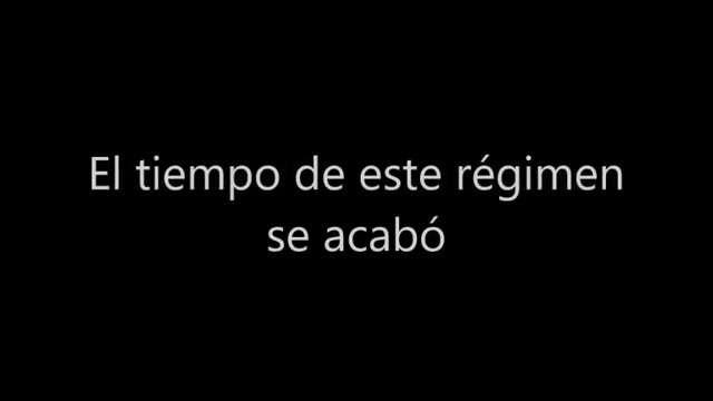 El tiempo de este régimen se acabó Alberto Franceschi 🔈 SGK Daddy Yankee Dzumhur #muro #ÁgoraEsBogotá https://t.co/7Zq5uhwFlJ