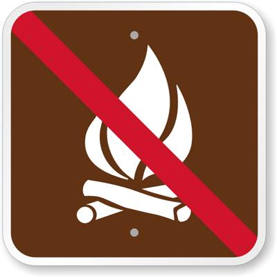 NOTICE: CAMPFIRES and charcoal are banned in ALL WA state parks. Gas and propane are ok. See https://t.co/VU4orOAWiD https://t.co/T2YtuHqoaY