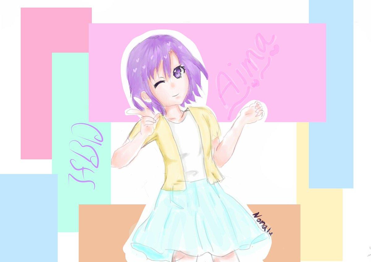 Nona Lu On Twitter Draw It 4 My Friend Birthday Anime Drawing