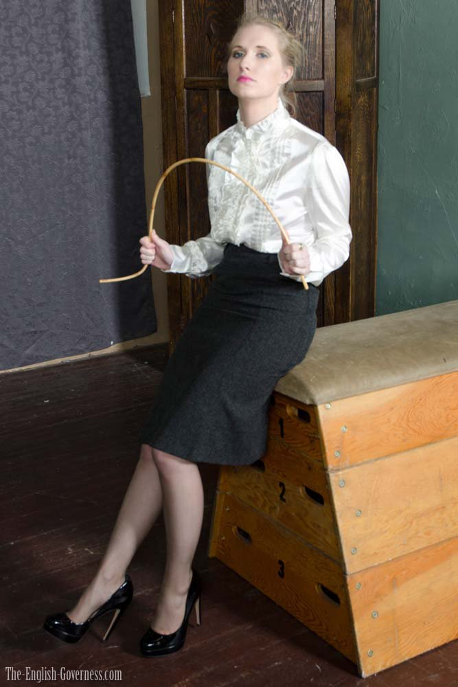 dominant governess