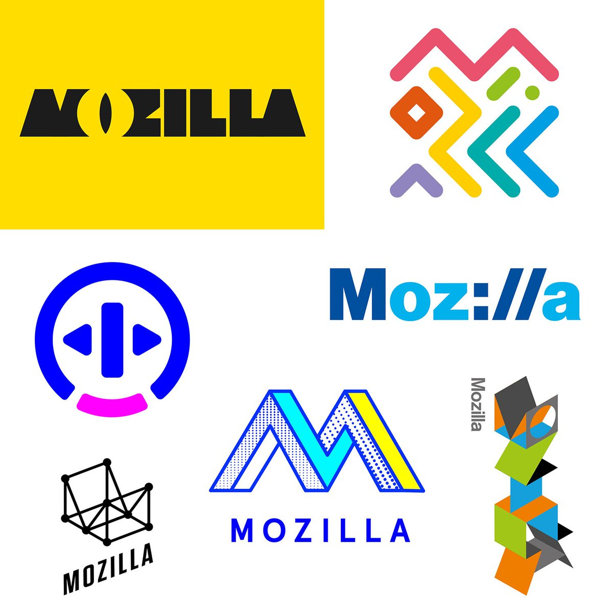 @johnsonbanks first 7 design routes for @mozilla for all to see... https://t.co/yqZyqcQVnh https://t.co/Eu2xaIMdnw