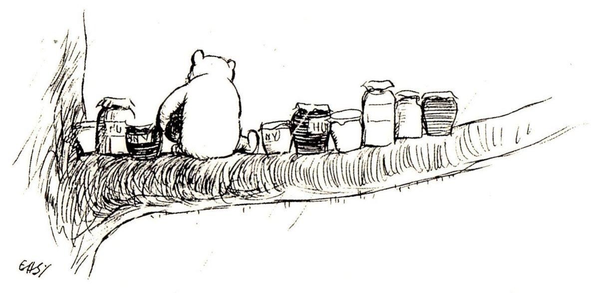 Ny Public Library در توییتر Winnie The Poohs 95th Birthday