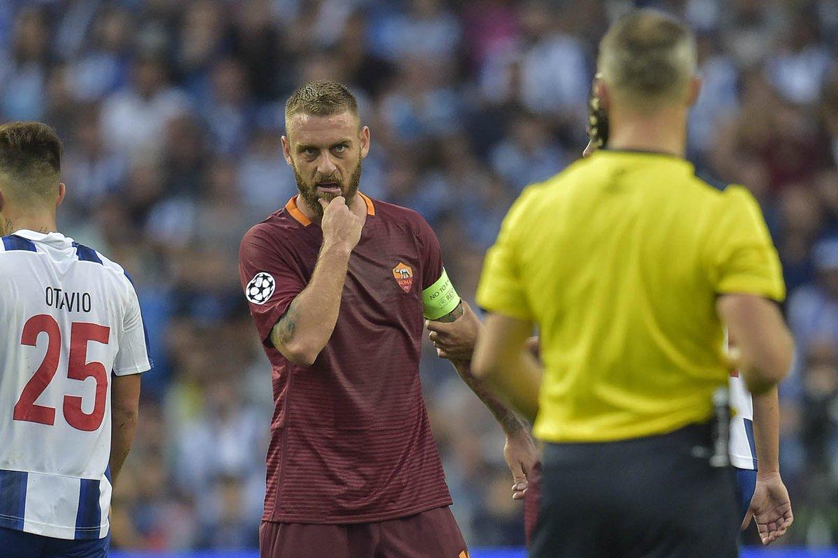 [VIDEO] PORTO-ROMA 1-1, risultato positivo dopo 60 minuti giocati in 10