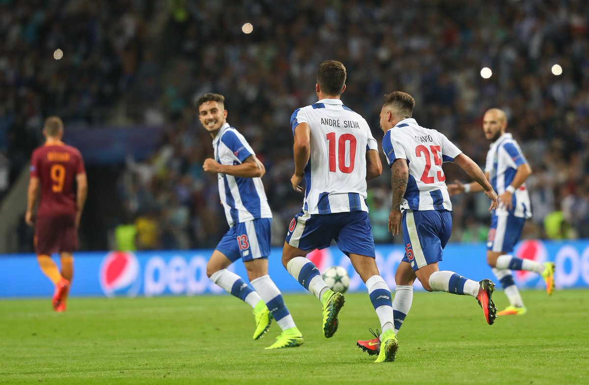 Video: Porto vs AS Roma