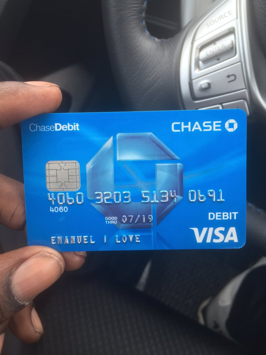 Visa Card Debit