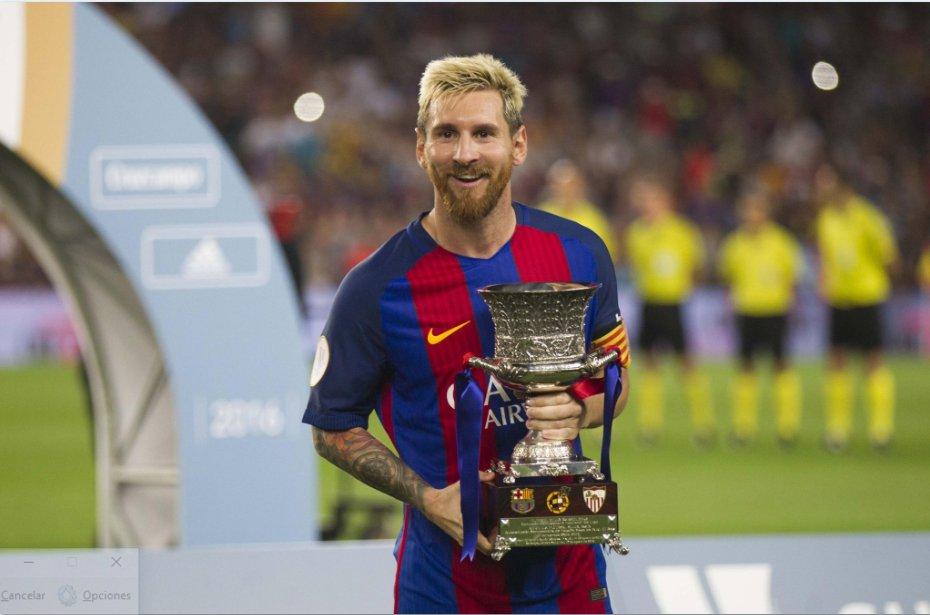 [VIDEO] Barcellona-Siviglia 3-0, Supercoppa spagnola nelle mani di Leo Messi, il più grande