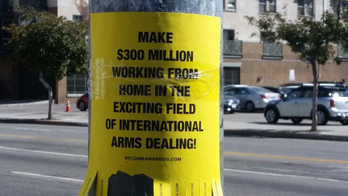 Sign on Flower St & Olympic Blvd, DTLA https://t.co/FuTfc1m41f