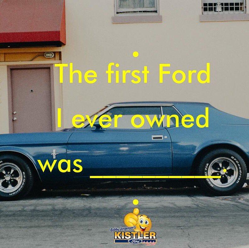 Kistler Ford Kistler Ford Twitter