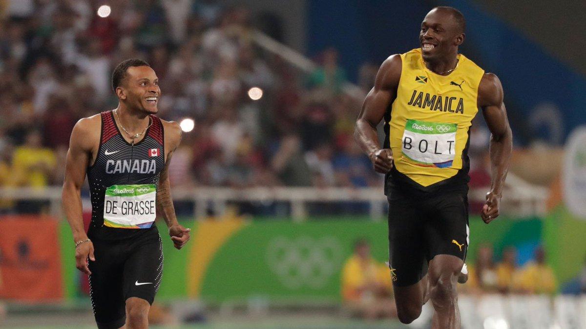 Bolt passeggia nella batteria dei 200m, stanotte la semifinale
