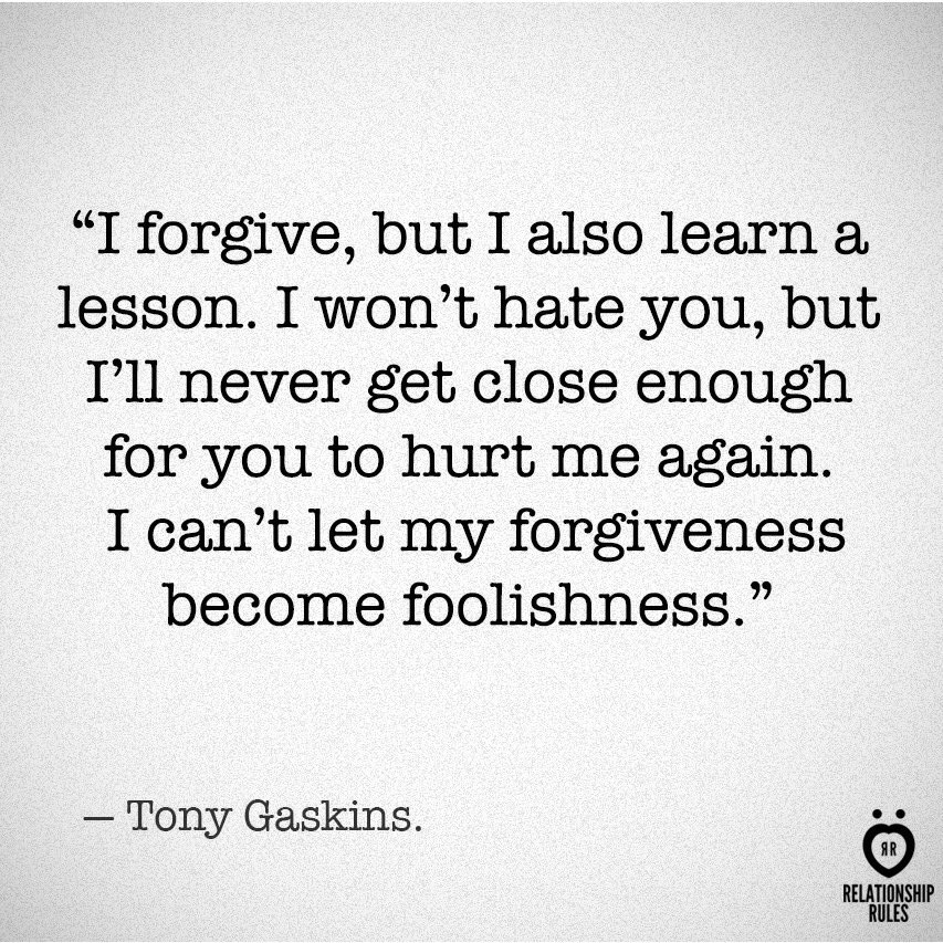 how to make a person forgive you