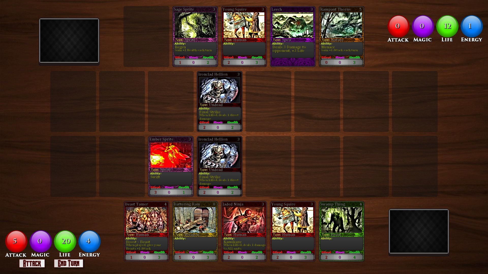 trading card game ideas gamemaker community