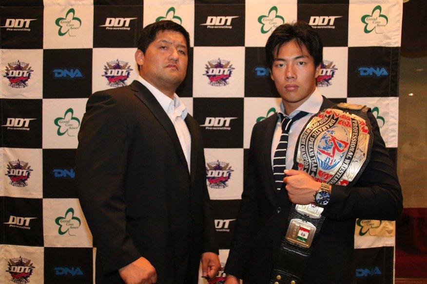 Shuji Ishikawa & Konosuke Takeshita