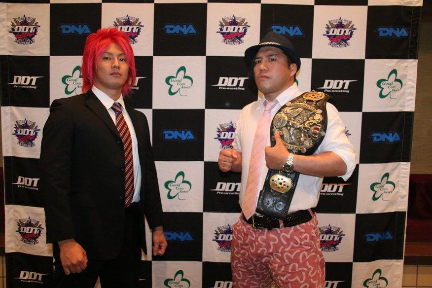 Soma Takao & Hikaru Sato