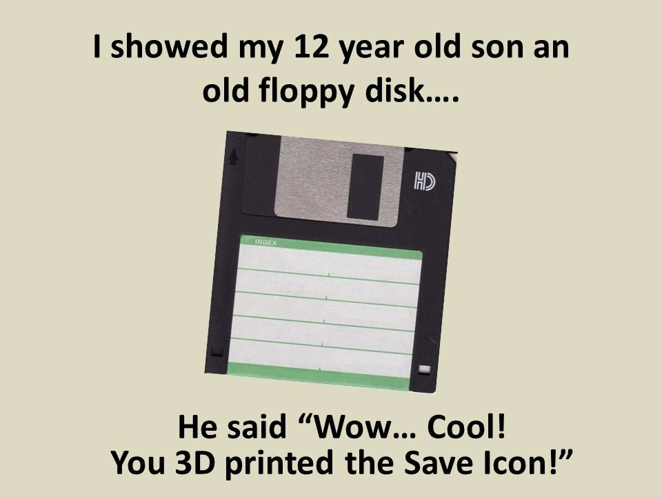 mymemory on twitter i showed my 12 year old son an old floppy disk he said wow cool you. Black Bedroom Furniture Sets. Home Design Ideas