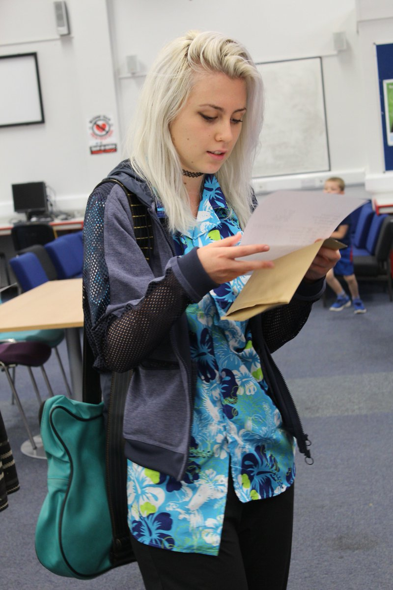 Kassandra Otto achieved A* A* A Distinction* and will be studying Film Studies at Kings College London! Amazing!