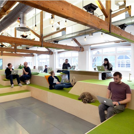 Open plan or private space? How to improve #creativity & #productivity using office design: https://t.co/hROhMpfEDQ