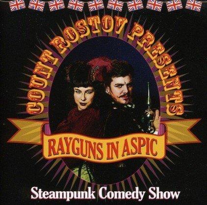 #steampunk https://t.co/cPlvjiHjUF Rayguns in Aspic – Steampunk Comedy Show