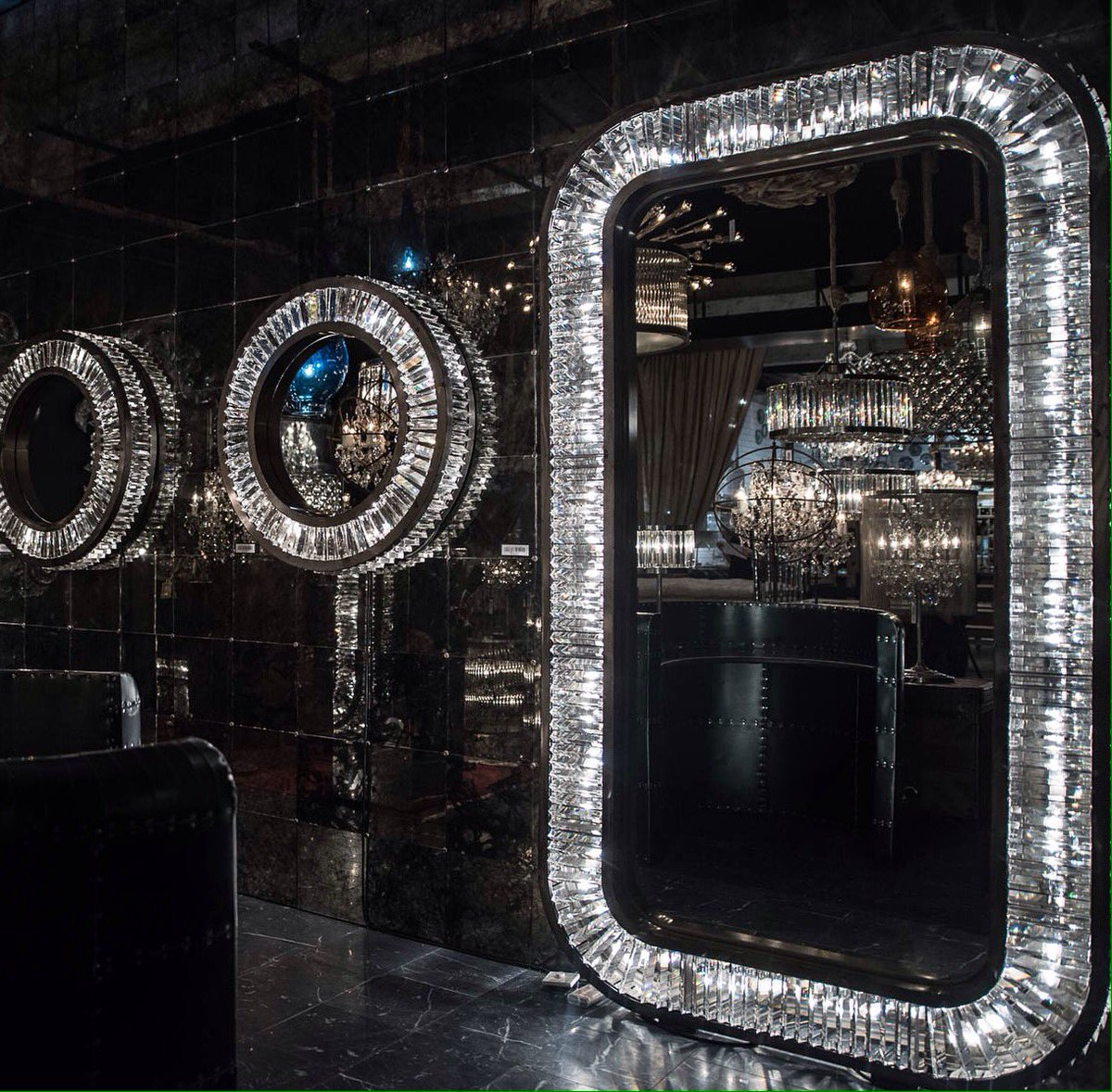 Timothy oulton on twitter give your home a more dramatic timothy oulton on twitter give your home a more dramatic perspective with the rex tall floor mirror and rex round wall mirror kyliejenner amipublicfo Gallery