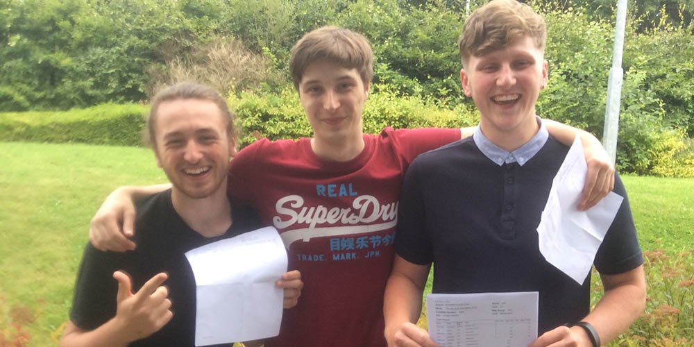.@SmeatonAcademy celebrate their most successful #ALevel results to date! https://t.co/u6kcixxi6c