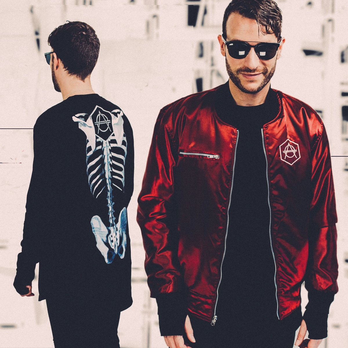 Don Diablo On Twitter Just Designed New Bombers Shirts More